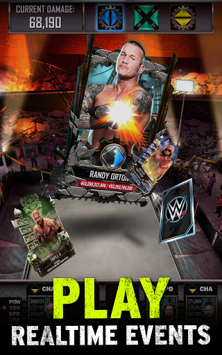 WWE SuperCard u2013 Multiplayer Card Battle Game 4.5.0.5299039 screenshots 10