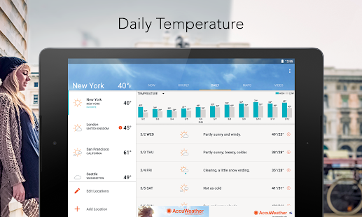 AccuWeather Screenshot 14