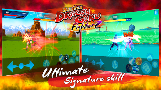 Saiyan Dragon Goku: Fighter Z 1.2.0 screenshots 7