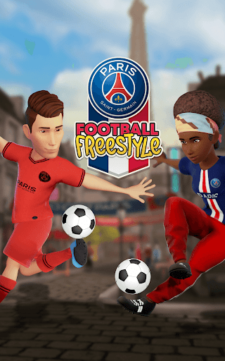 PSG Soccer Freestyle screenshot 10