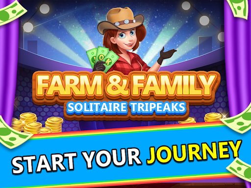 Solitaire Tripeaks: Farm and Family 0.3.7 screenshots 15