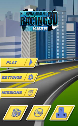 Highway Traffic Racing Rush 3D