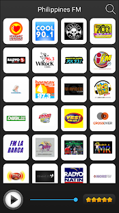 Philippines Radio Stations - Philippines FM Online - náhled