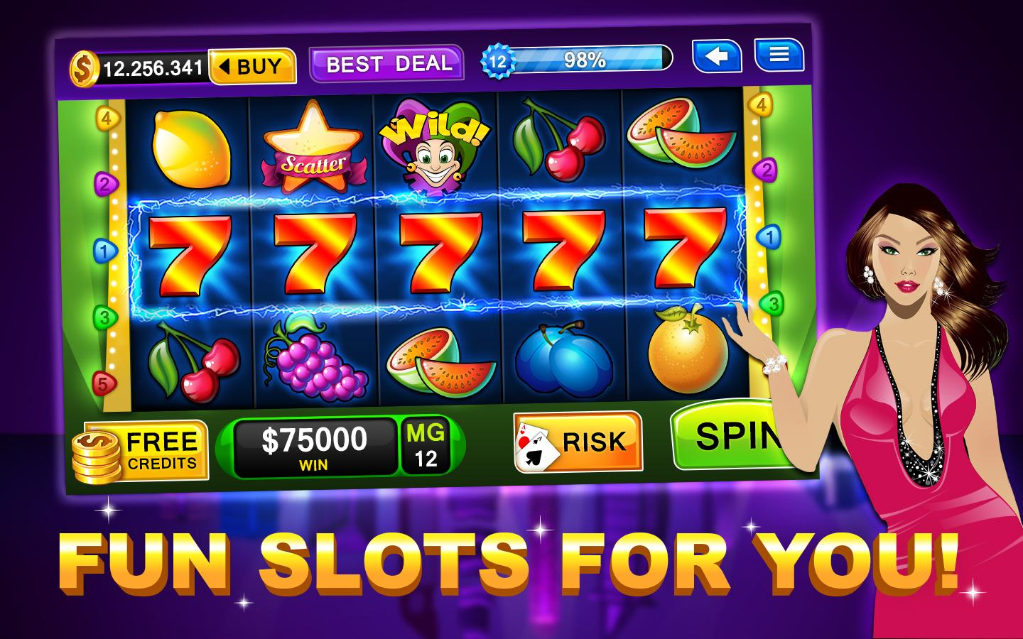 Why Play Our Free Slot Games?