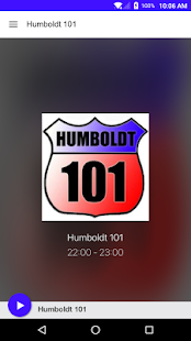 Humboldt 101- screenshot thumbnail