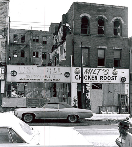 Milt's Chicken Roost In Pittsburgh After 1968