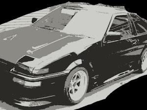 スプリンタートレノ AE86 GT-Vのカスタム事例画像 hayabusaさんの2018年09月20日18:49の投稿