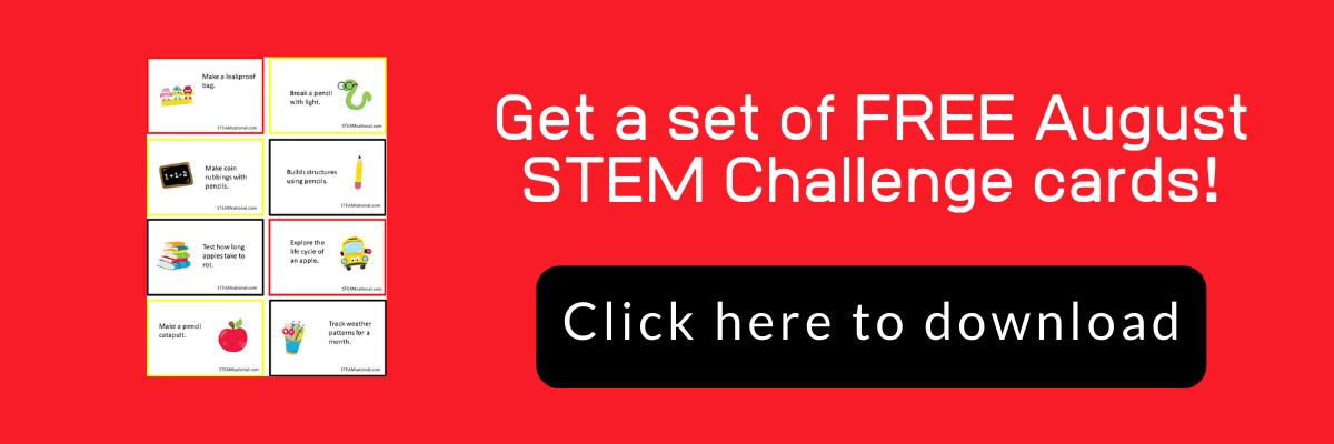 free stem challenges august