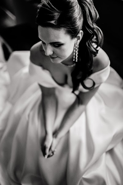 Wedding photographer Vasiliy Tikhomirov (BoraBora). Photo of 10.01.2019