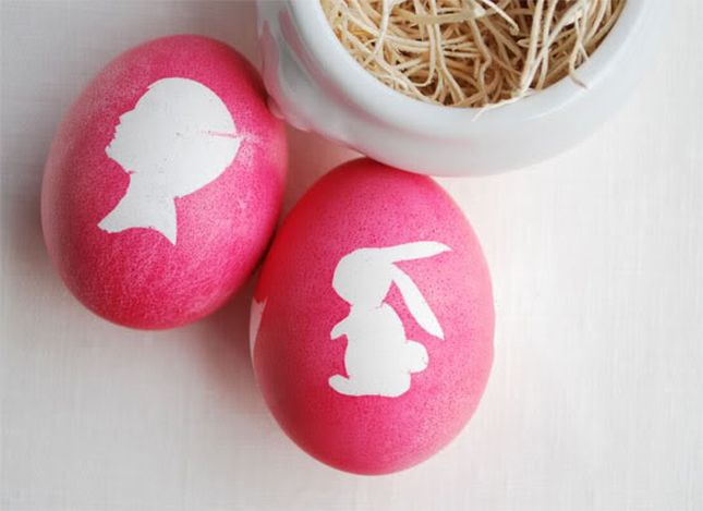 Ideas For Turning Your Easter Eggs Into Works Of Art
