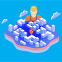 City Service 3D icon