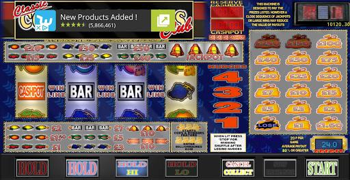 Classic Cops N  Robbers Club Fruit Machine apkdebit screenshots 3