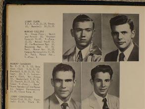 Photo: Jimmy Clark/Morgan Collins[Senior Class President]/Robert Cosgrove & Jimmy Cunningham