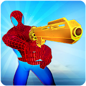 Bank Robbery Heist Superhero Grand Gangsters Chase
