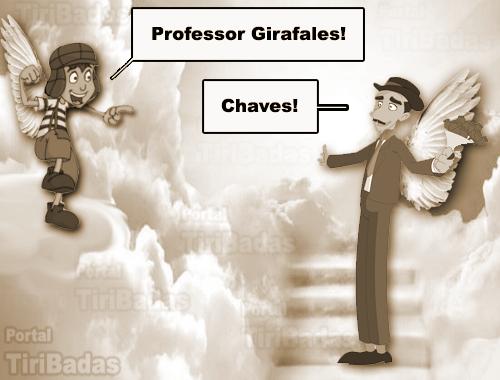 Professor girafales!