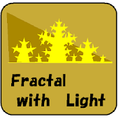 Fractal with Light