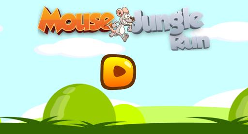 Mouse Jungle Run