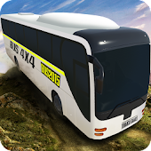 Off-Road Hill Climber: Bus SIM Android APK Download Free By Fun Blocky Games