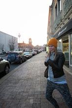 Photo: Tanskalainen Cindy Kansas Cityssa
