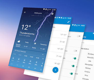 Download Live Weather Forecast For PC Windows and Mac apk screenshot 4