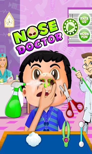 Nose Doctor Clinic Hospital