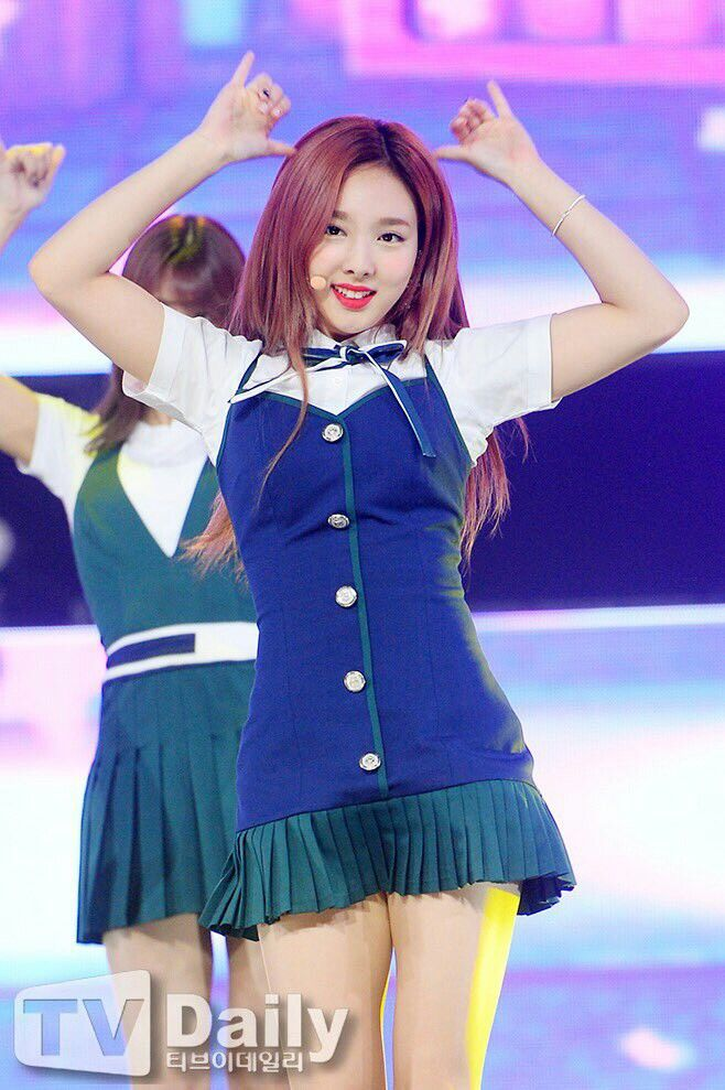 nayeon uniform 31