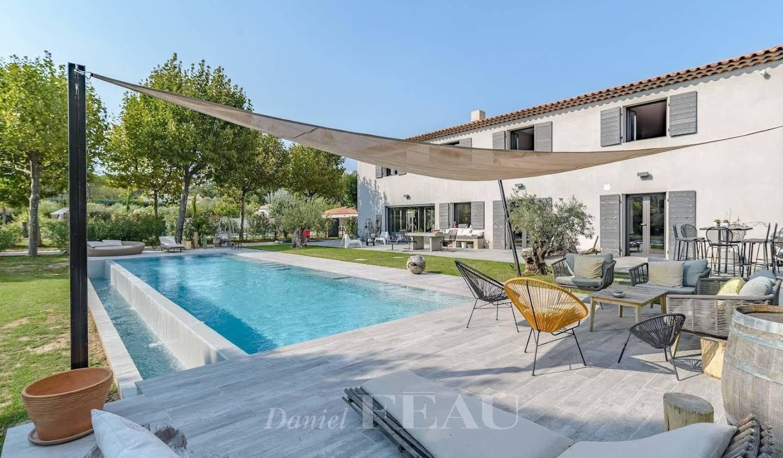 Maison avec piscine Puyricard