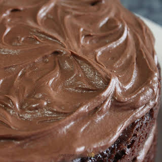 The Best Chocolate Frosting.