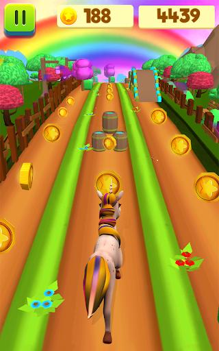 Unicorn Run - Runner Games 2020 filehippodl screenshot 3