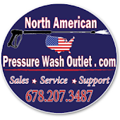 Pressure Wash Outlet