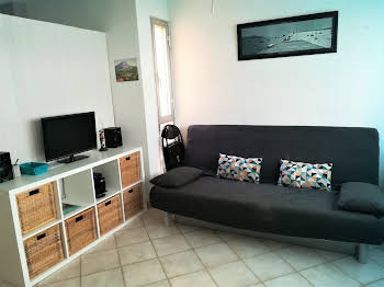 Studio meublé 23,81 m2
