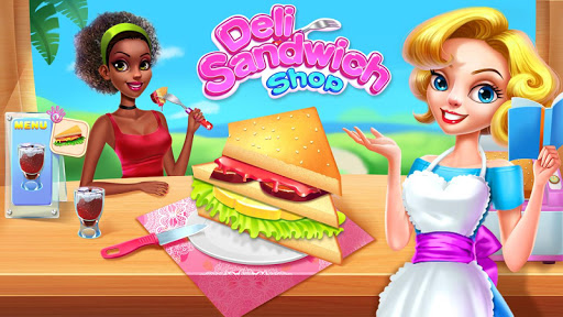 ud83eudd6aud83eudd6aMy Cooking Story - Deli Sandwich Master 2.3.5009 screenshots 22