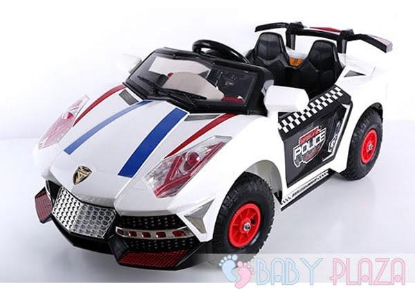 Xe hơi điện cho bé 2117 4