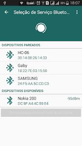 Interface Bluetooth Control screenshot 4