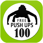 100 Pushup вызов тренировки icon