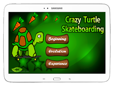 Crazy Turtle Skateboarding screenshot 17