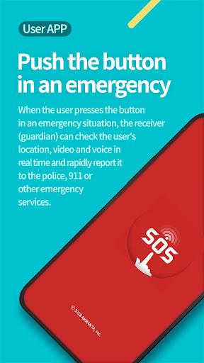 Smart Emergency Alarm - User screenshot 3