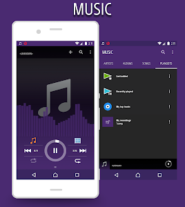 CM13/12.X Xperia Z4 Theme screenshot 13