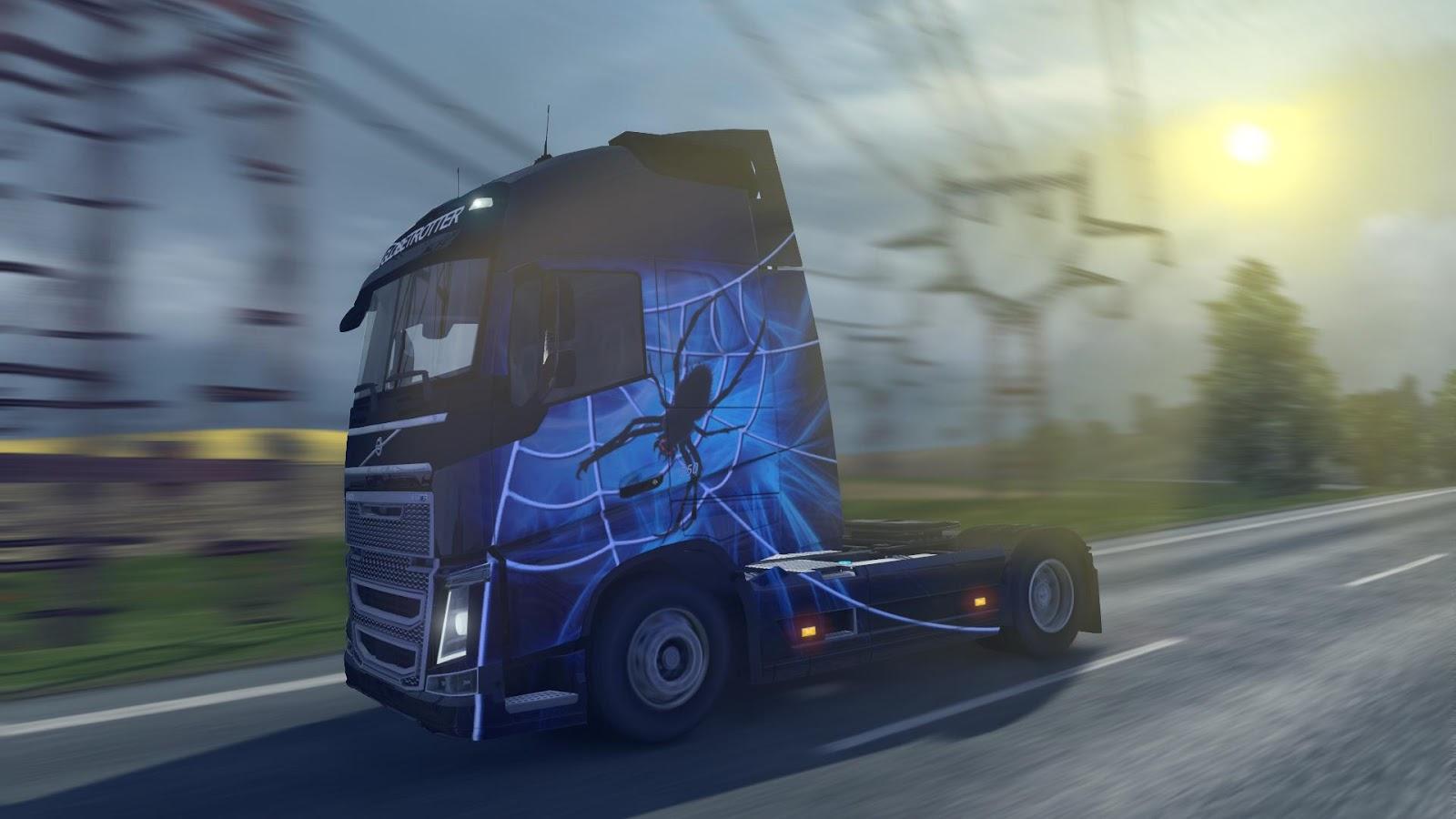 American-Real-Truck-Drift-4x4 4