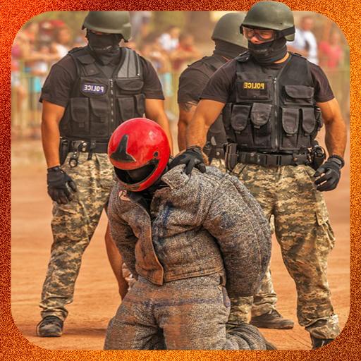 Jail Attack Prison Escape