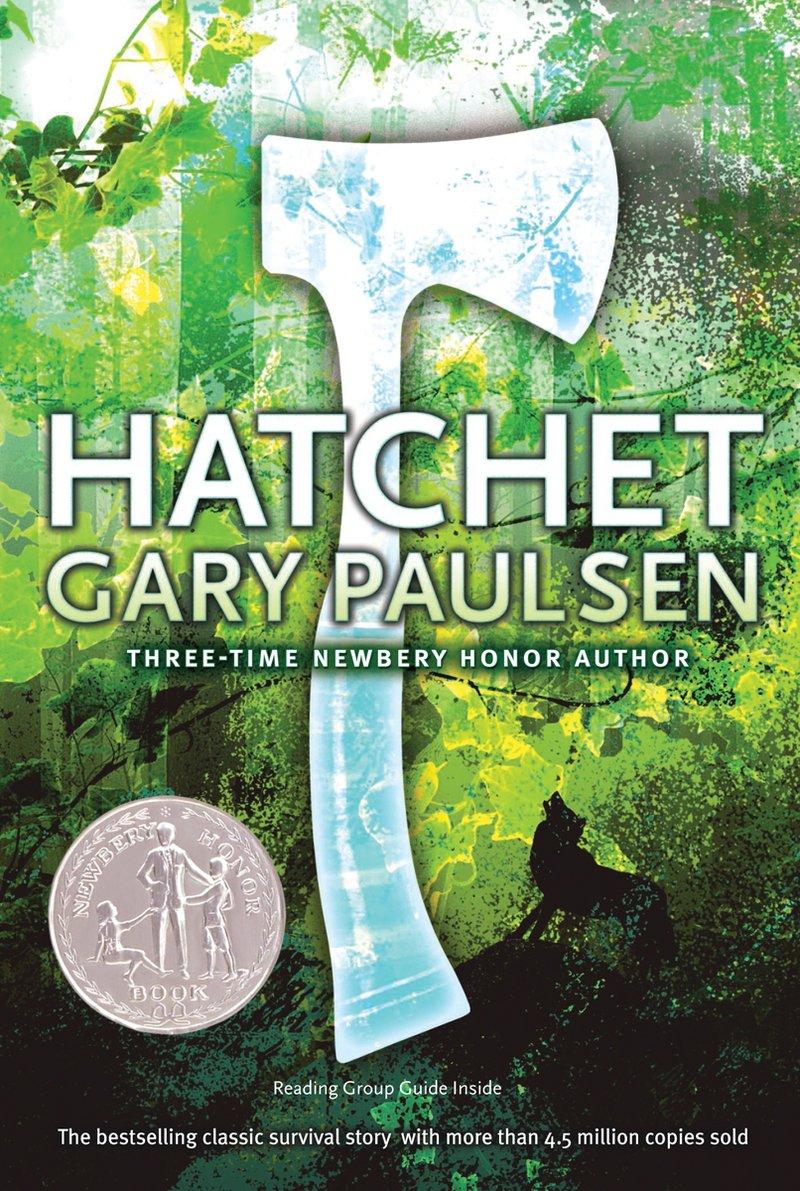 Book - Hatchet by Gary Paulsen