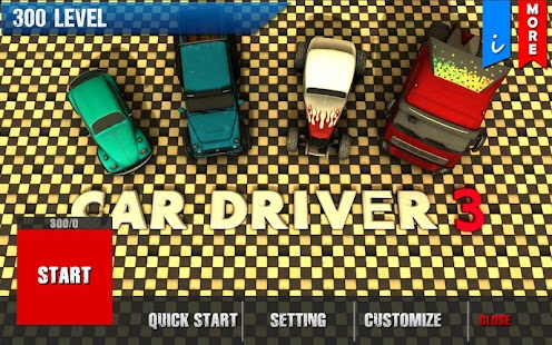 Car Driver 3 (Hard Parking)- screenshot thumbnail