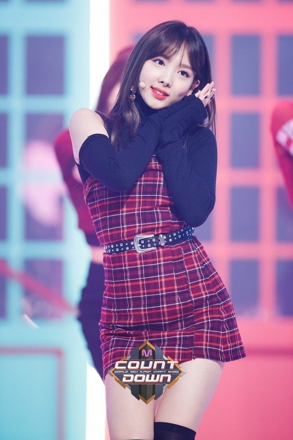nayeon plaid 43
