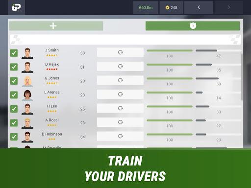 iGP Manager 3.606 screenshots 18