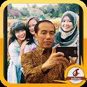 Jokowi Selfie Camera icon