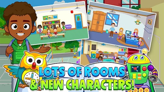 My Town School MOD (Free Purchase) 5