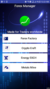 Forex Factory News- Forex Manager (Pro) v1.0 [Paid] APK 1