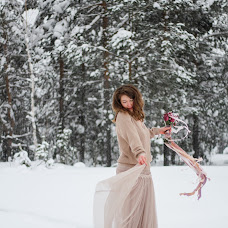 Wedding photographer Kseniya Kovaleva (ksenka10). Photo of 12.02.2017