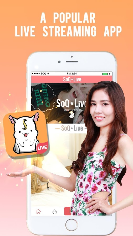 SoQLive- screenshot