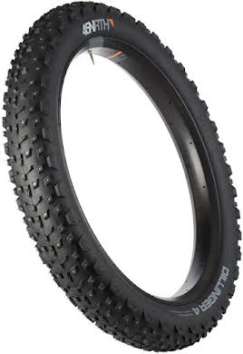 45NRTH Dillinger 4 26x4.0 Studded Fatbike Tire 60tpi Tubeless Ready alternate image 1